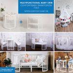 Babybett Test - ComfortBaby - erweiterbares Kinderbett 7in1